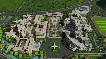 上天了 临沂又要建机场啦 还有飞行特色小镇