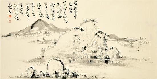 笔墨意象――徐福山书画作品展将在京开幕