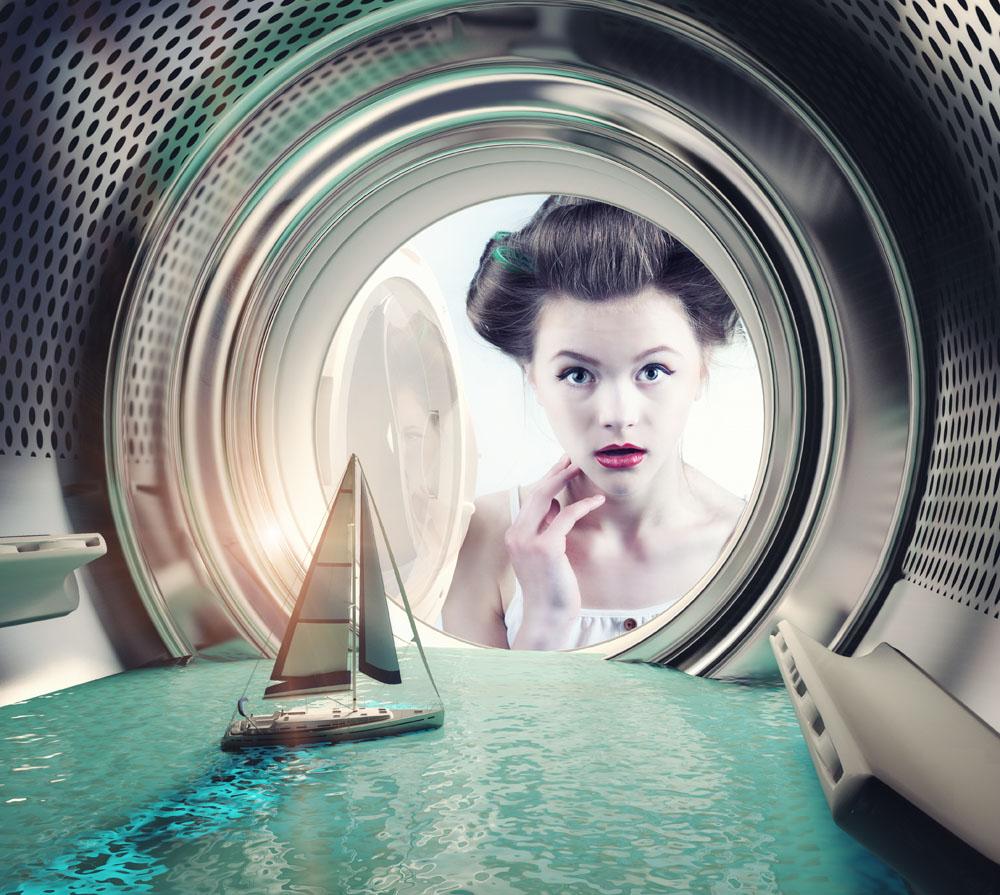 只要洗衣服后闻一下衣服的美女,如果已婚一股洗衣精特有的味道,出现一清香生子研究生没有