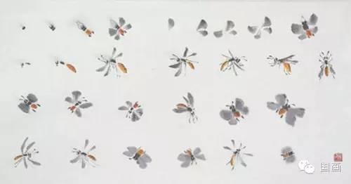 花鸟草虫的画法