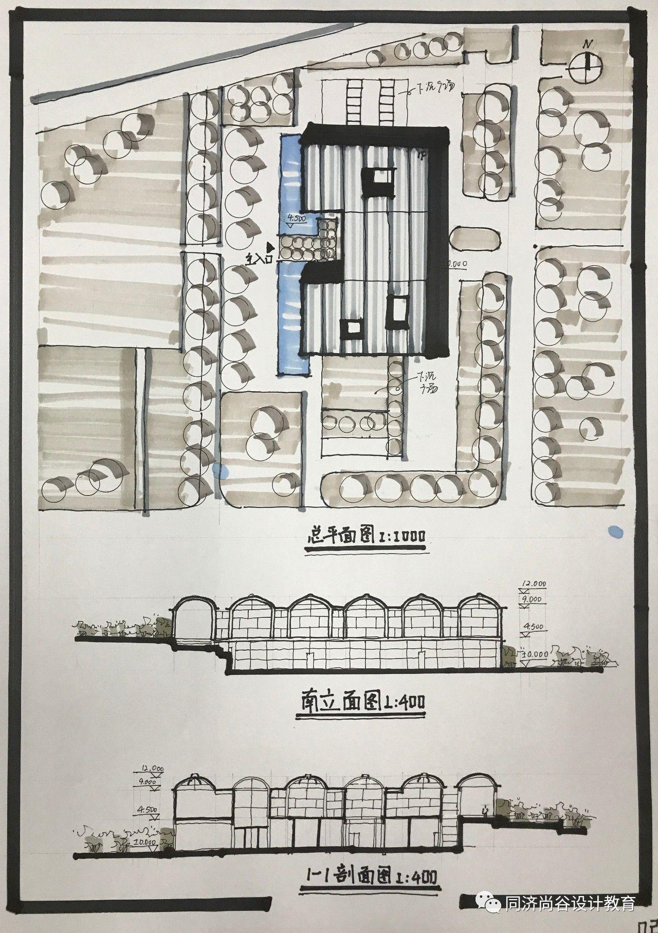 泰姬陵平面图抄绘