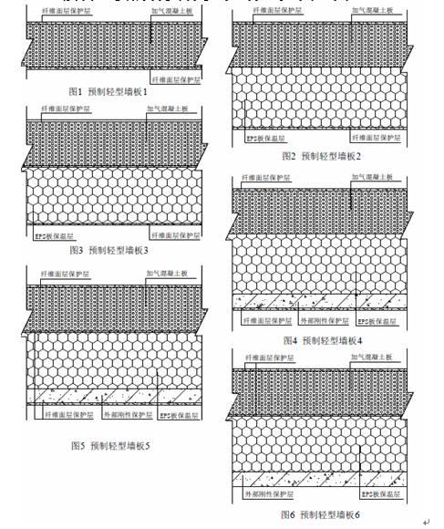 框架结构的装配式墙体