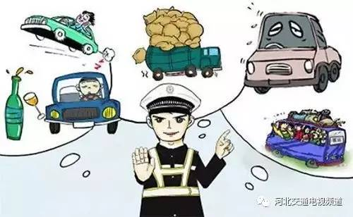 超速行驶,客车超员,疲劳驾驶,货车超载,涉牌涉证,毒驾,酒驾,醉驾,高速