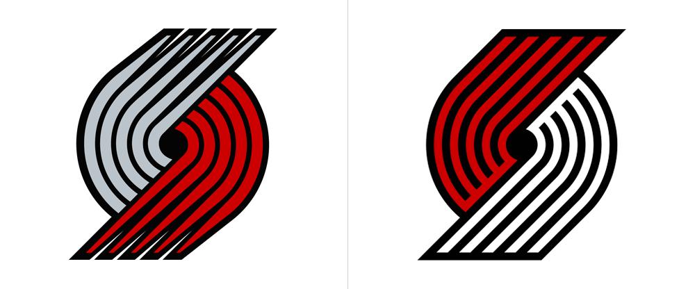 原标题:NBA波特兰开拓者队(Portland Trail Blazers)发布新赛季队标 波特兰开拓者队(Portland Trail Blazers),于1970年成立并加盟NBA,是一支属于美国的俄勒冈州波特兰市的职业篮球队,是美国男篮职业联赛(NBA)西部联盟西北赛区的一部分。  北京时间5月9日,波特兰开拓者队公布了全新的队标。 新LOGO用红白为主色的标志代替了之前红灰的主色调。与此同时,队名字体也做了稍微的修改。这也是他们建队以来的第五个队标。  标志演变:1970s, 1990s,和 20
