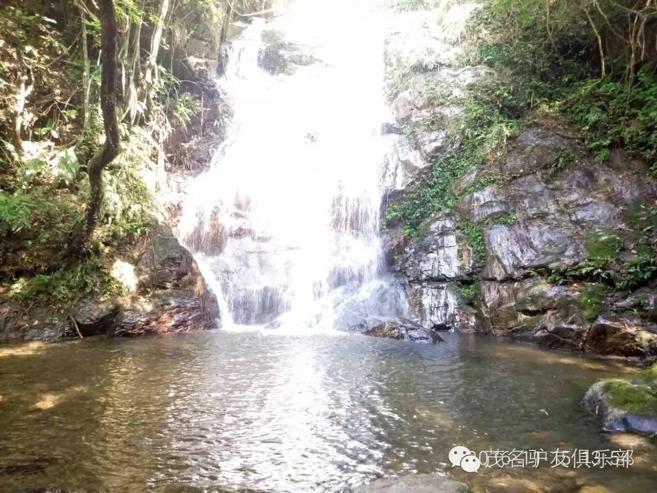 5月20日21日罗定龙湾生态旅游区赏壮观瀑布群,古藤,溯溪,制蓝工场遗