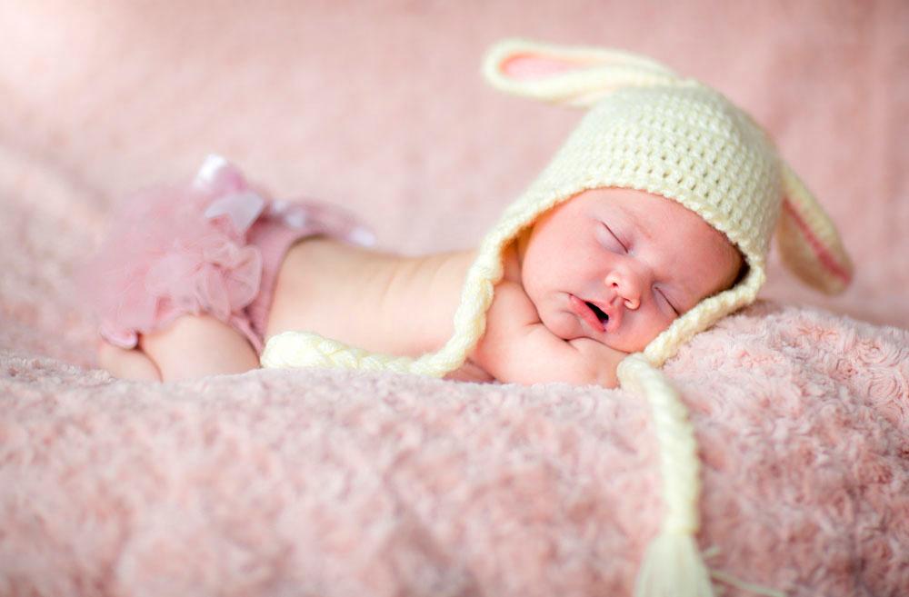 宝宝夜间哭闹不睡觉可能是这些原因
