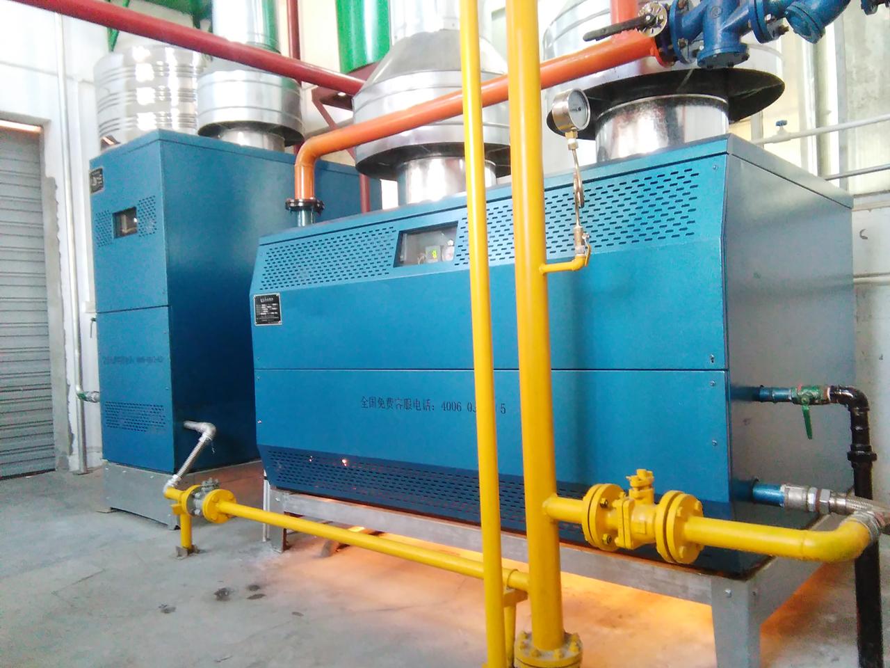 燃气采暖锅炉优势分析