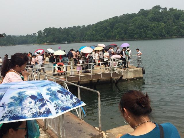 信阳南湾湖景区母亲节当天服务差4a级景点名不副实