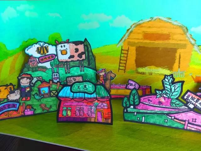 中海社区也被孩子们欢快的气氛感染, 变身趣味满满的游乐园, 这里有图片