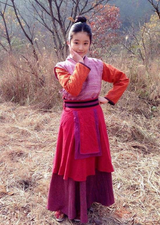 《步步惊心》受刘诗诗宠爱的承欢格格,成为美少女 生活方式 图9