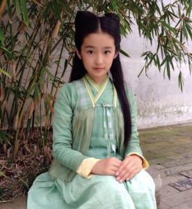 《步步惊心》受刘诗诗宠爱的承欢格格,成为美少女 生活方式 图5