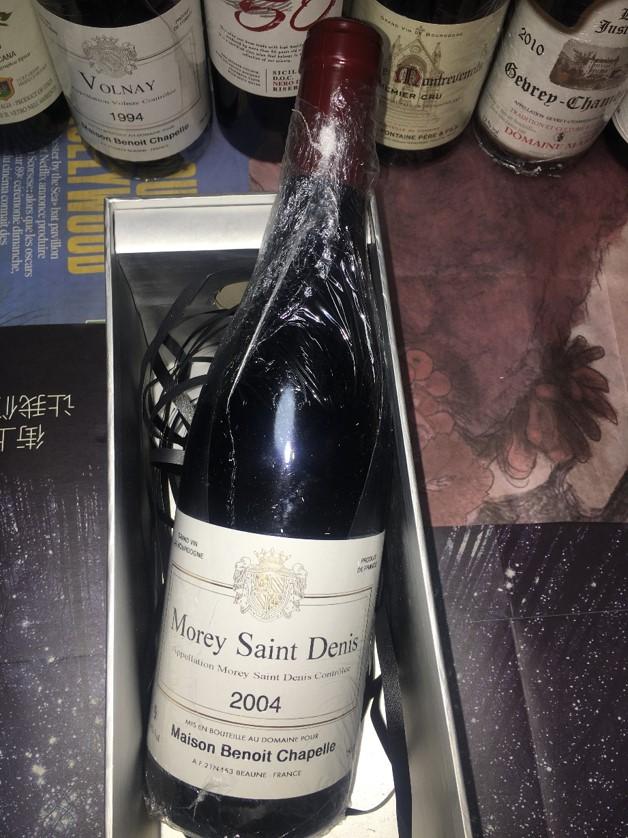博蒙庄园 博蒙庄园莫内圣丹尼干红葡萄酒