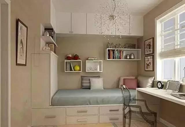 书房壁柜图片大全简单
