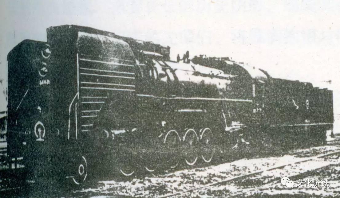 【岁月】青岛机务段:老照片,老机车,老模范