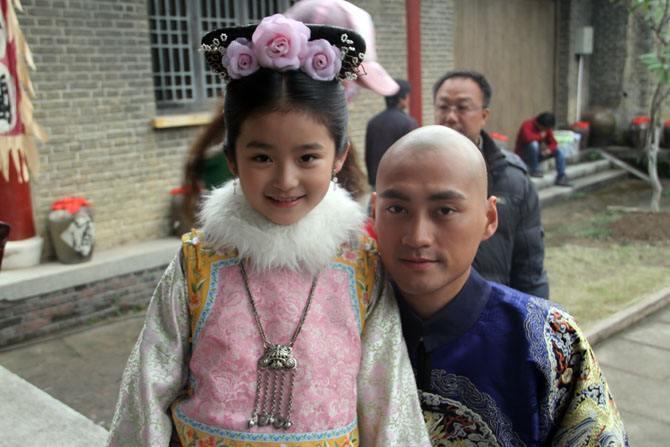 《步步惊心》受刘诗诗宠爱的承欢格格,成为美少女 生活方式 图1