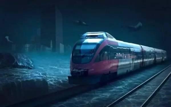 中国最牛超级高铁,秒杀美帝,时速超飞机,环渤海仅需12