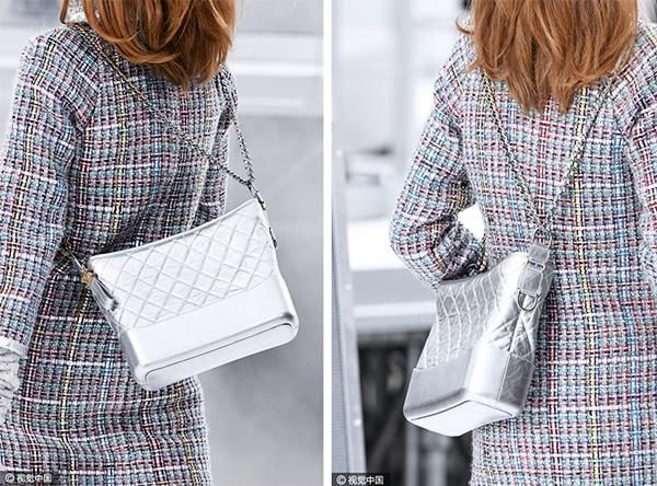 女星街拍必背的包 一看就知道能时髦50年 服饰潮流 图19