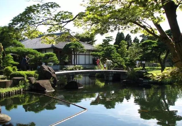 日式私家庭院景观设计风格