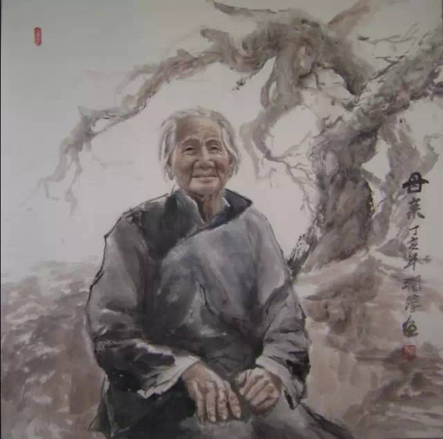 降央卓玛《慈祥的母亲》(张东辉词 美朗多杰曲)