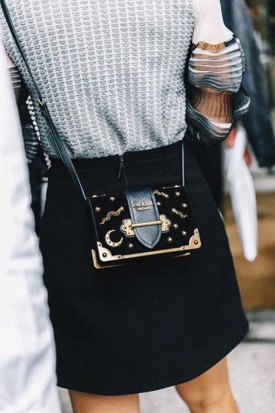 女星街拍必背的包 一看就知道能时髦50年 服饰潮流 图43