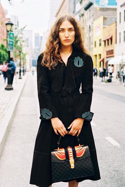 女星街拍必背的包 一看就知道能时髦50年 服饰潮流 图41