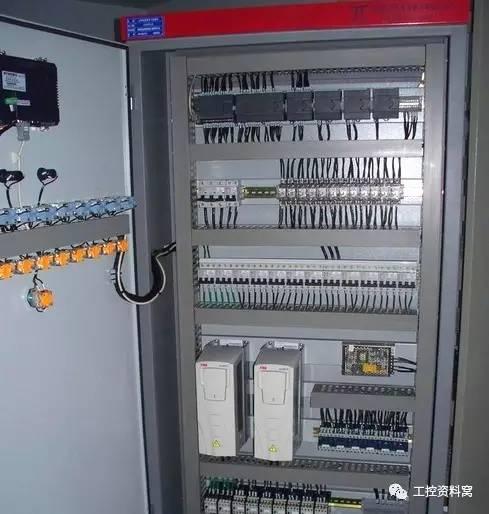 【图文详解】电气控制柜 44条元器件安装布线规范