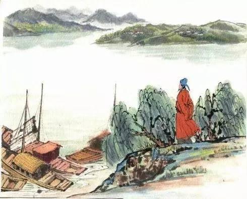 48《泊船瓜洲》宋·王安石