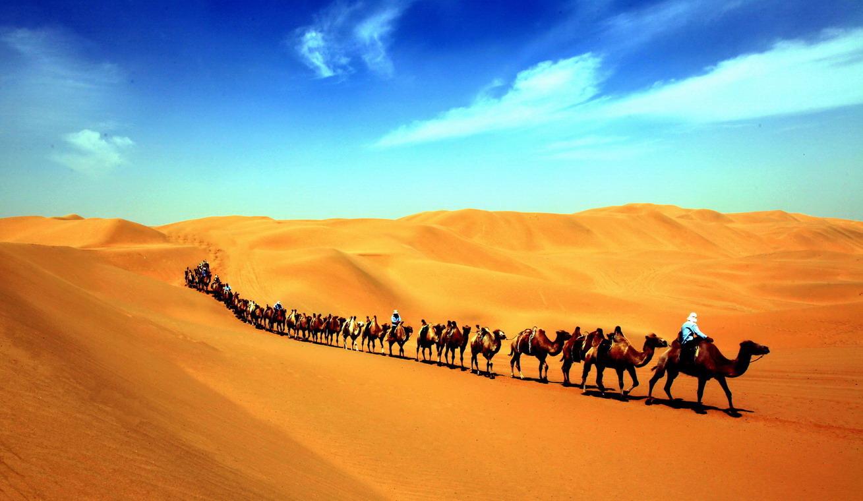 古代丝绸之路如何成为世界第一大经济长廊?