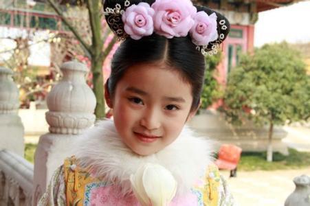 《步步惊心》受刘诗诗宠爱的承欢格格,成为美少女 生活方式 图12