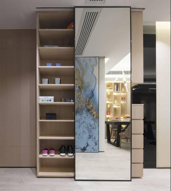 木工推荐13个鞋柜设计,留着绝逼有用!
