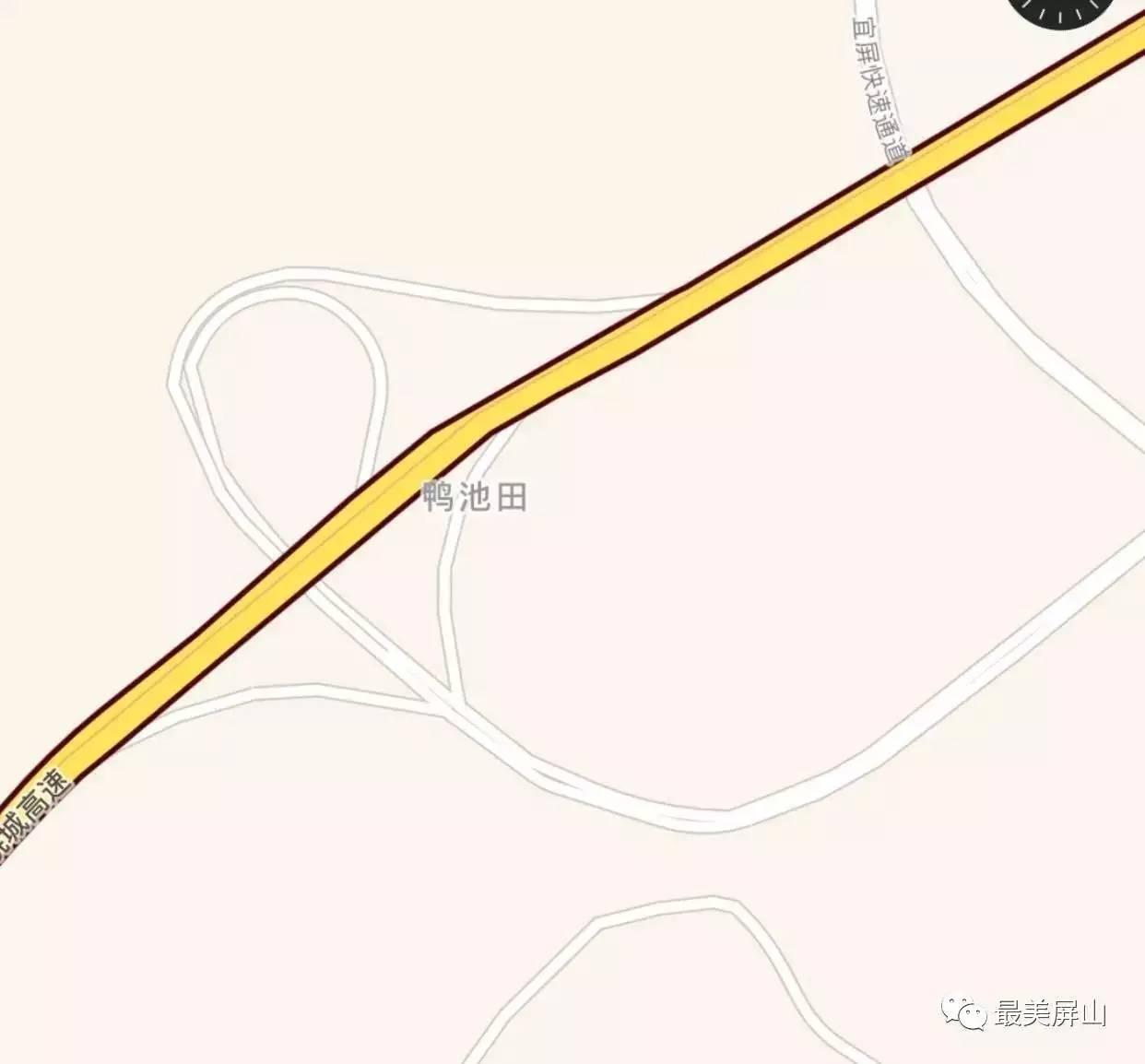 南段又称宜宾至彝良高速公路连接线,主要连接宜叙,宜昭,宜