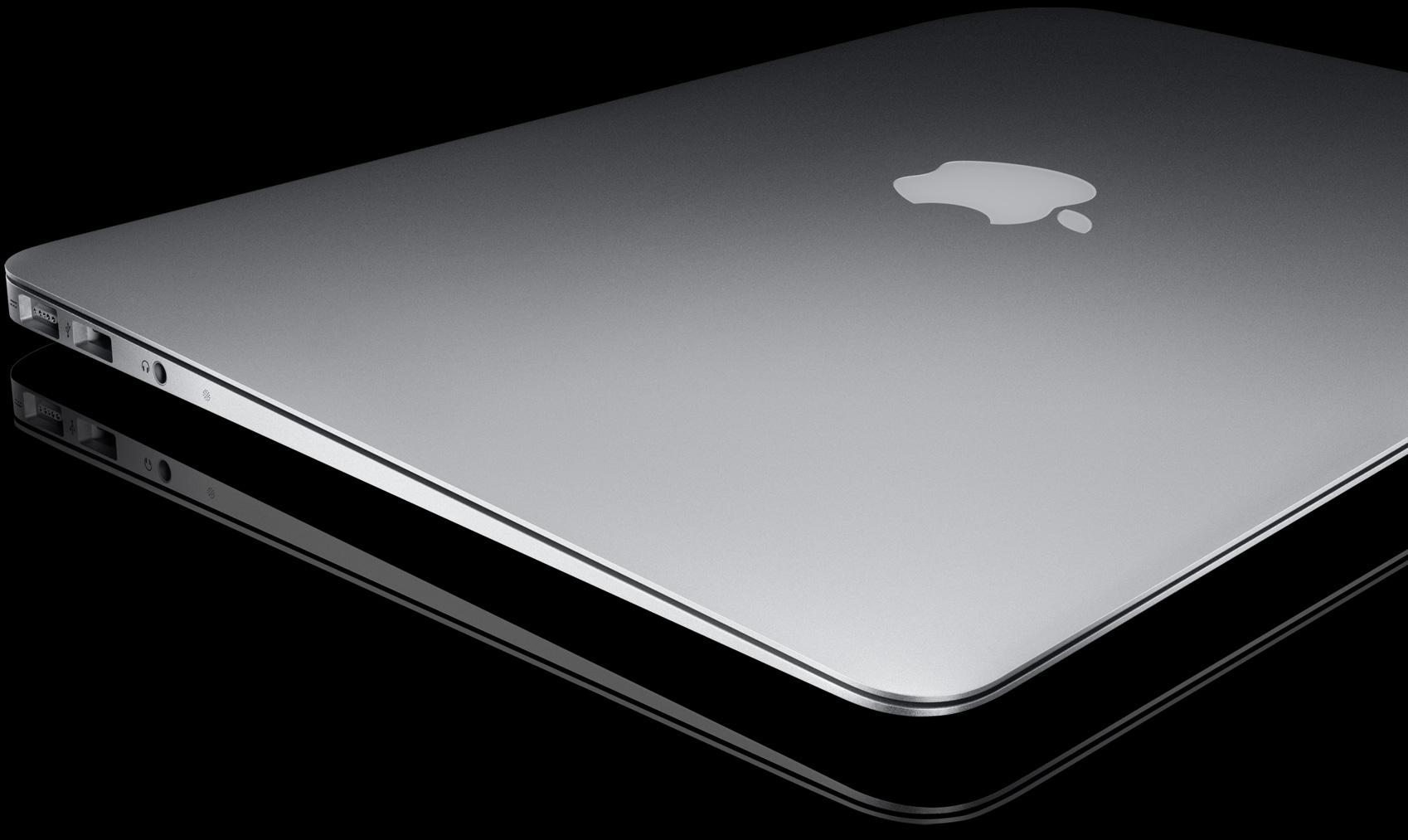 没有硝烟的战争,苹果连发三款笔记本战微软