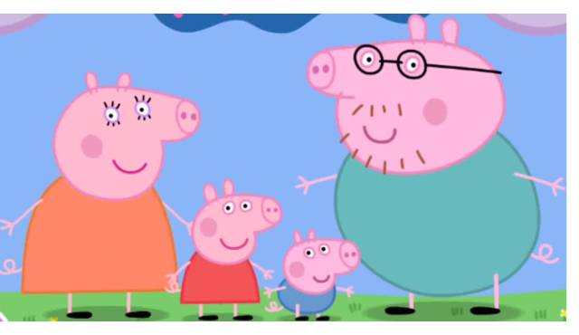 小猪佩奇 来啦