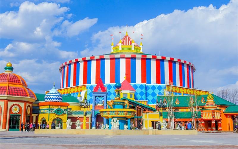 哈尔滨万达资源丨比戛纳国际电影节还好看乐园电影社区图片