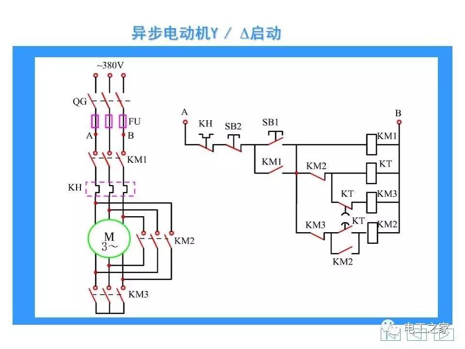 继电器,接触器控制系统设计