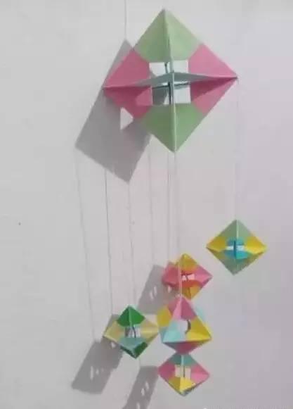 幼儿手工制作 海洋动物 手工折纸