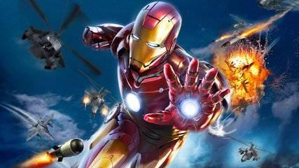 超级英雄传奇 | 钢铁侠之铁甲丹心