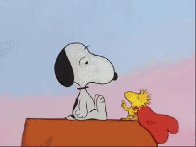 萌狗史努比只身闯进悦跑圈,只为拯救小伙伴!