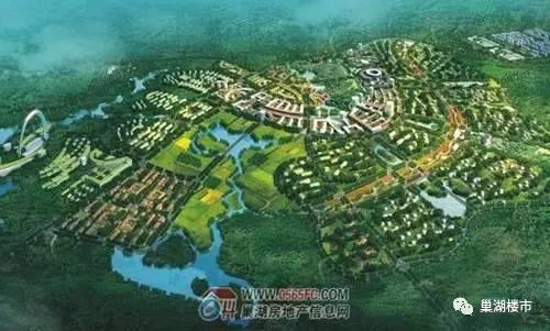 明天的巢湖,旅游产业将形成规模化发展,同时巢湖半岛,巢湖经开区等