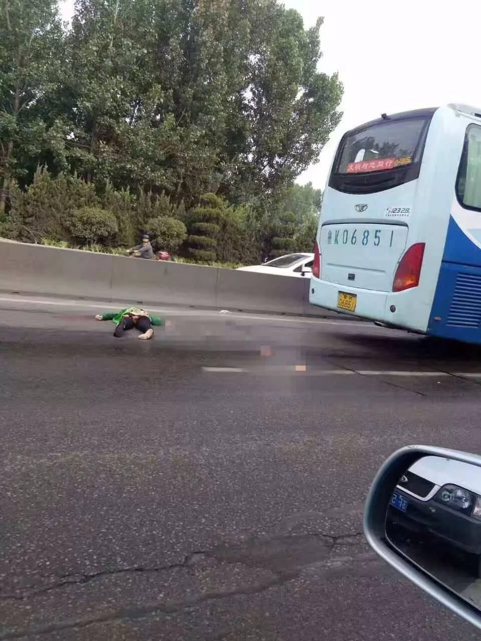 东平吧小编有话说:又是一个惨烈的教训,车祸猛于虎!