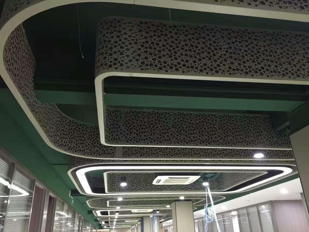 为什么要选择铝方通吊顶有那些好处了