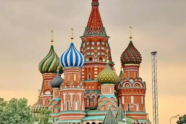 【小分享】俄罗斯这些华丽丽的建筑,分分钟带你走进一个贵族的世界