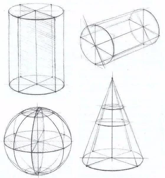 工程图 简笔画 平面图 手绘 素描 线稿 559_604