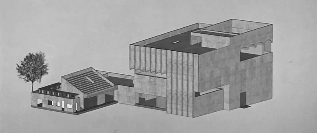 图14 台州美术馆-老粮库图片