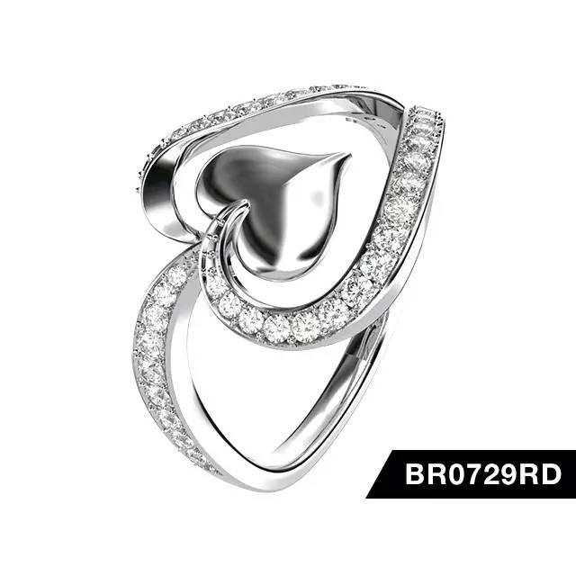 017年最新最流行的戒指款式图