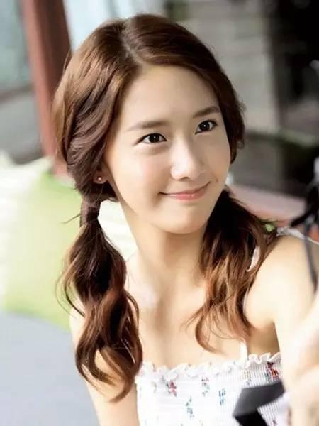 韩国女生发型四