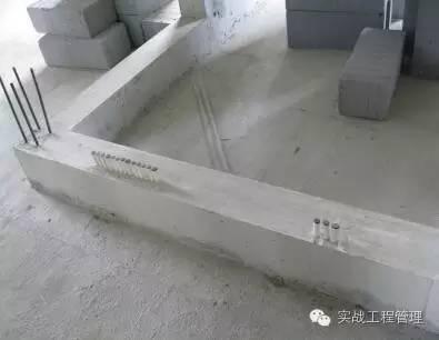 二次结构施工技术 砖 ,水,暖,电 预埋 (干货)