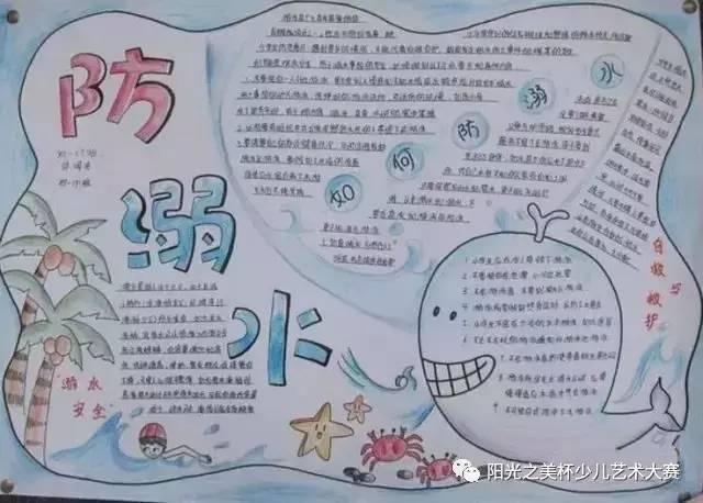 做儿童节主题的手抄报要突出快乐的元素; 2.