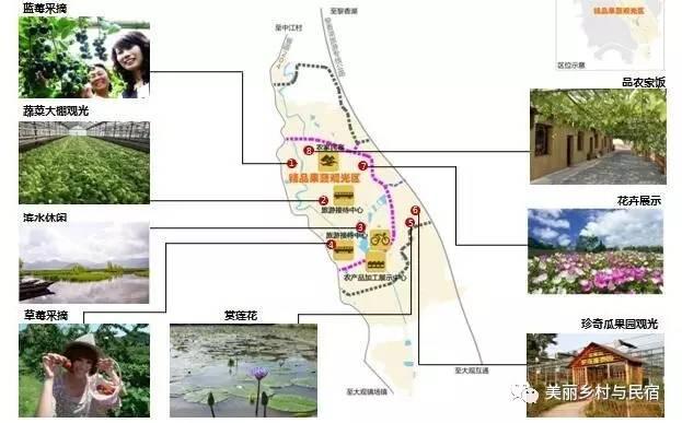 案例分析 重庆市南川区大观镇金龙村规划