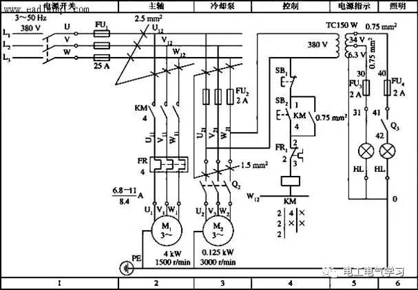 电气原理图讲解